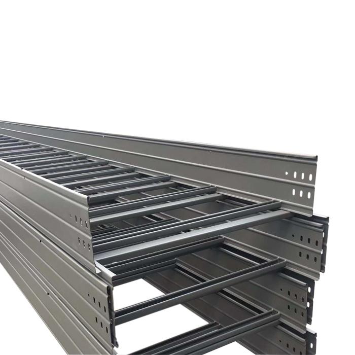 大跨距梯式桥架(长度定制,颜色定制)